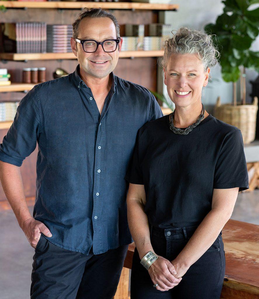 Michael and Belinda VandeElzen